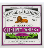 Glenlivet 21Year Old