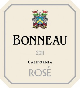 2001 Bonneau California Rose